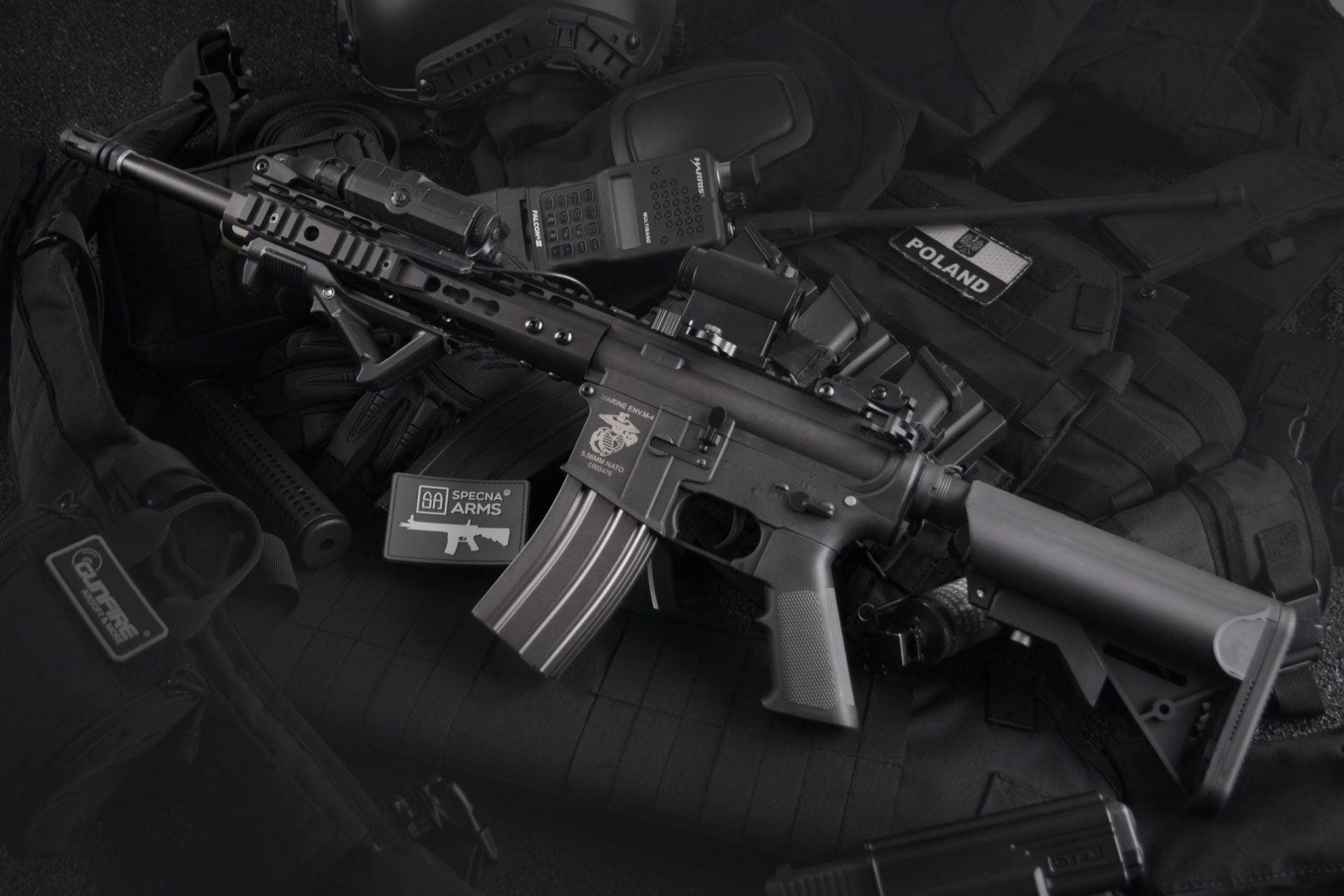 Illegal gun transport